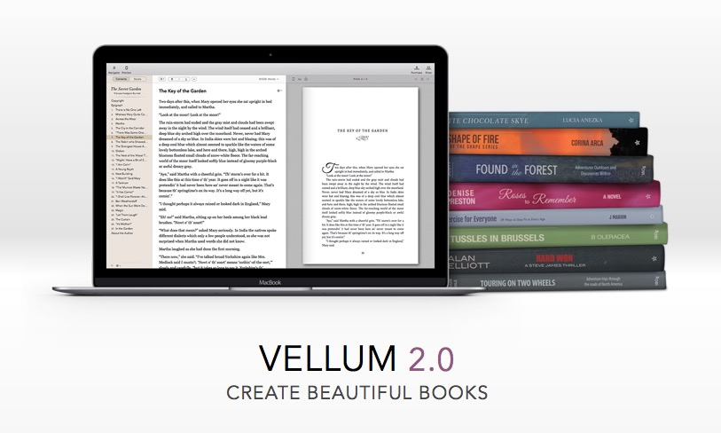 Vellum Create Beautiful Books