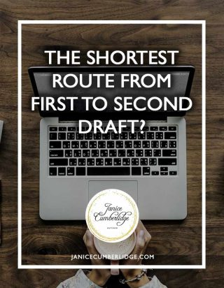 The Shortest Route From First To Second Draft
